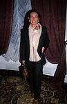 CESARA BUONAMICI<br /> COCKTAIL PARTY IN ONORE DI GORBACIOV - HOTEL BAGLIONI ROMA 11-2000