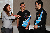 Champions #47 Forty 7 Motorsports Norma M30, LMP3: Austin McCusker, Rodrigo Pflucker with Shea Adam