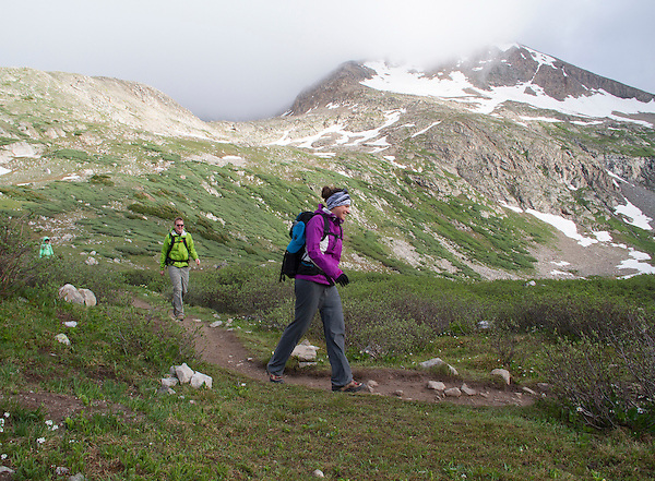 Mount Democrat, Mosquito Range, Colorado
