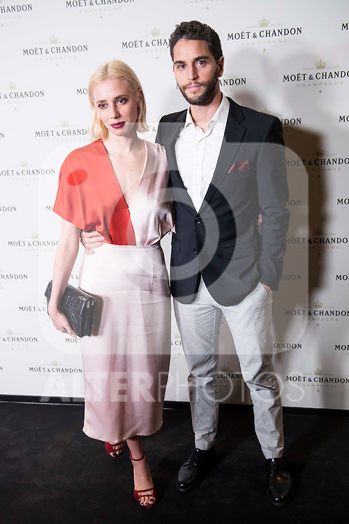 """Photocall of the party """"OpenTheNow of Moët & Chandon in Madrid, December 02, 2015<br /> (ALTERPHOTOS/BorjaB.Hojas)"""