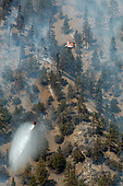 Angeles National Forest, California<br /> September 22, 2020<br /> <br /> The Bobcat wildfire rages in the Angeles National Forest as fire fighters work to control areas where buildings or populations are present.