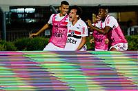 São Paulo (SP), 05/10/2019 - SÃOPAULO-FORTALEZA - Igor Gomes do São Paulo comemora o gol. São Paulo e Fortaleza, pela 23ª rodada do Campeonato Brasileiro 2019, no estádio do Pacaembu, neste sábado (05).