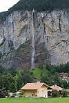 Lauterbrunnen, Eiger, Switzerland, Europe 2011,
