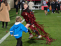 Fans after the 2021 Super Rugby Aotearoa final between the Crusaders and Chiefs at Orangetheory Stadium in Christchurch, New Zealand on Saturday, 8 May 2021. Photo: Joe Johnson / lintottphoto.co.nz