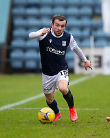 20th February 2021; Dens Park, Dundee, Scotland; Scottish Championship Football, Dundee FC versus Queen of the South; Paul McMullan of Dundee