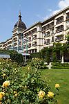 CHE, SCHWEIZ, Kanton Bern, Berner Oberland, Interlaken: Grand Hotel Victoria | CHE, Switzerland, Bern Canton, Bernese Oberland, Interlaken: Grand Hotel Victoria