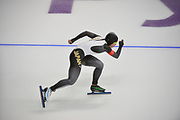 OLYMPIC GAMES: PYEONGCHANG: 14-02-2018, Gangneung Oval, Long Track, 1000m Ladies, Nao Kodaira (JPN), ©photo Martin de Jong
