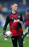 Goalkeeper Dean Henderson of Manchester United