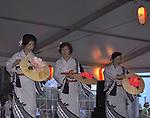 3 Japanese Traditnl Dancers