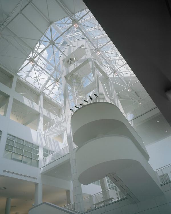 Tangeman University Center at the University of Cincinnati | Gwathmey Siegel & Associates Architects