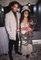 Lenny Kravitz Lisa Bonet 1980<br /> Photo By Adam Scull/PHOTOlink.net