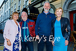 Enjoying the evening in the Grand Hotel on Saturday, l to r: Mary Breen, Con Donegan, Gerard and Ann White.