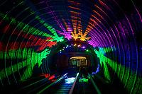 Shanghai - The Bund Sightseeing Tunnel