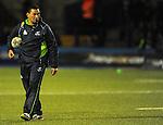 Connacht's Head Coach Pat Lam<br /> Guiness Pro12<br /> Cardiff Blue v Connacht<br /> BT Sport Cardiff Arms Park<br /> 06.03.15<br /> ©Ian Cook -SPORTINGWALES