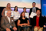 2012 Paralympic Hall of Fame Induction