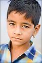 2006- Inde- désert du Rajasthan, enfant.