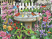 Lori, REALISTIC ANIMALS, REALISTISCHE TIERE, ANIMALES REALISTICOS, zeich, paintings+++++Bath Time_13_10inin_72_Sunsout_2020,USLS127,#a#, EVERYDAY ,puzzle,puzzles
