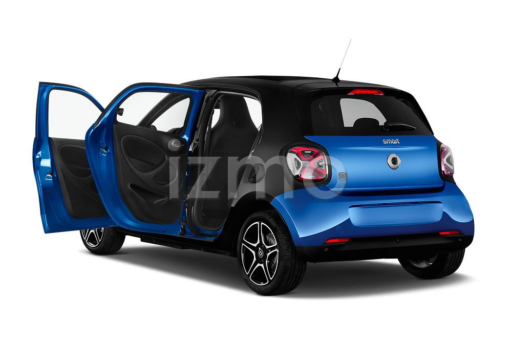 Car images of 2020 Smart EQ-forfour Comfort-Plus 5 Door Hatchback Doors
