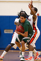 PS Basketball Boys Varsity 2010-11 vs Pope John Paul the Great
