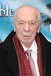 Herbert Kretzmer attending the Broadway Opening Night Performance of 'Les Miserables' at the Imperial Theatre on March 23, 2014 in New York City.