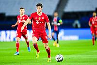 13th April 2021; Parc de Princes, Paris, France; UEFA Champions League football, quarter-final; Paris Saint Germain versus Bayern Munich;  Benjamin Pavard (Bayern)