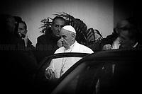 11.03.2018 - Papa Francesco Visits the Community of Sant'Egidio at Trastevere