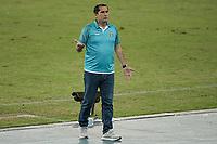 Rio de Janeiro (RJ), 05/06/2021 - BOTAFOGO-CORITIBA - Técnico Gustavo Morínigo. Partida entre Botafogo e Coritiba, válida pela Série B do Campeonato Brasileiro, realizada no Estádio Nilton Santos, neste sábado (05).