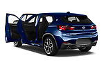 Car images of 2020 BMW X2 M-Sport-X 5 Door SUV Doors