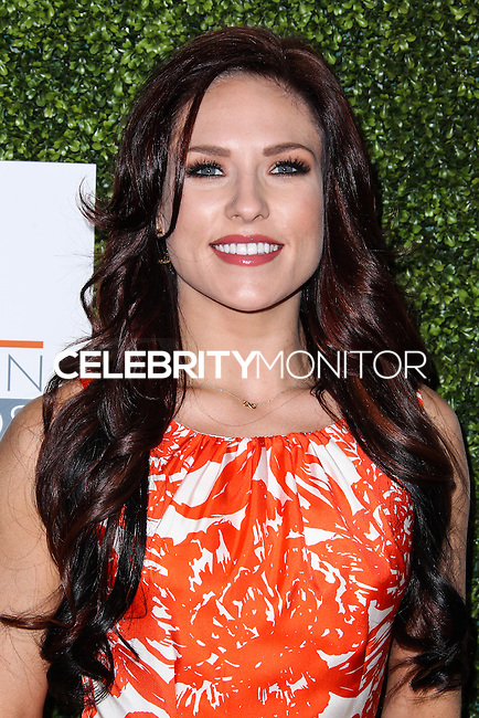 BEVERLY HILLS, CA - MAY 31: Sharna Burgess attends Step Up Women's Network 10th annual Inspiration Awards at The Beverly Hilton Hotel on May 31, 2013 in Beverly Hills, California. (Photo by Celebrity Monitor)