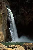 Dominikanische Republik, Wasserfall Salto de Jimenoa 1 bei Jarabacoa