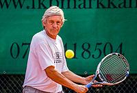 Etten-Leur, The Netherlands, August 26, 2017,  TC Etten, NVK, Hans Adama Van Scheltema (NED)<br /> Photo: Tennisimages/Henk Koster