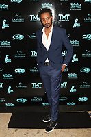 MIAMI, FL - FEBRUARY 19: B. Thompson attends Floyd Mayweather's 44th futuristic Birthday Party at Casablanca on the Bay on February 19, 2021 in Miami, Florida. Photo Credit: Walik Goshorn/Mediapunch