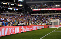 Philadelphia, PA. -June 11, 2016: during Copa America Centenario Group A match between United States (USA) and Paraguay (PAR) at Lincoln Financial Field.