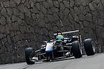 Will Buller races the Formula 3 Macau Grand Prix during the 61st Macau Grand Prix on November 14, 2014 at Macau street circuit in Macau, China. Photo by Aitor Alcalde / Power Sport Images