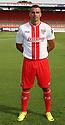 Filipe Morais of Stevenage<br />   Stevenage FC Team Photoshoot - Lamex Stadium, Stevenage - 16th July, 2013<br />  © Kevin Coleman 2013