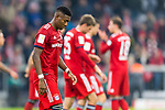 03.11.2018, Allianz Arena, Muenchen, GER, 1.FBL,  FC Bayern Muenchen vs. SC Freiburg, DFL regulations prohibit any use of photographs as image sequences and/or quasi-video, im Bild enttaeuscht David Alaba (FCB #27) <br /> <br />  Foto © nordphoto / Straubmeier