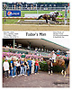 Today's Man winning at Delaware Park on 8/30/14