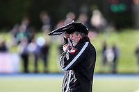 Coach Colin Batch during the Trans-Tasman Trophy international hockey match between the Blacksticks Men and Australia Kookaburras at Lloyd Elsmore Park in Auckland, New Zealand on Sunday, 20 November 2016. Photo: Simon Watts / www.bwmedia.co.nz