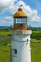 Harrison Point Lighthouse, St. Lucy, Barbados