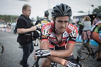 Joeri Adams (BEL/Kalas-Nnof) post-finish<br /> <br /> Brico-cross Geraardsbergen 2016<br /> U23 + Elite Mens race