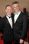 "Honorees Brandon Atkins and Robert Franz at the 2016 Houston Symphony Gala ""Carnaval"" at Jones Hall Saturday May 14,2016(Dave Rossman Photo)"