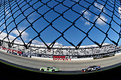 NASCAR XFINITY Series<br /> Use Your Melon Drive Sober 200<br /> Dover International Speedway, Dover, DE USA<br /> Saturday 30 September 2017<br /> Daniel Suarez, Interstate Batteries Toyota Camry and Justin Allgaier, Textron Off Road Chevrolet Camaro<br /> World Copyright: Nigel Kinrade<br /> LAT Images