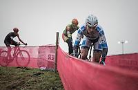 Simon Zahner (SUI/EKZ)<br /> <br /> 2016 CX UCI World Cup Zeven (DEU)