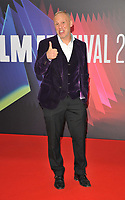 """Robert Rinder at the 65th BFI London Film Festival """"The Power Of The Dog"""" American Express gala, Royal Festival Hall, Belvedere Road, on Monday 11th October 2021, in London, England, UK. <br /> CAP/CAN<br /> ©CAN/Capital Pictures"""