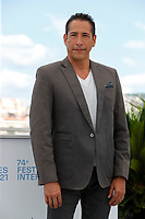 """CANNES, FRANCE - JULY 16: Elkin Diaz at photocall for the film """"Memoria"""" at the 74th annual Cannes Film Festival in Cannes, France on July 16, 2021  <br /> CAP/GOL<br /> ©GOL/Capital Pictures"""