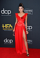 LOS ANGELES, USA. November 04, 2019: Blanca Blanco at the 23rd Annual Hollywood Film Awards at the Beverly Hilton Hotel.<br /> Picture: Paul Smith/Featureflash