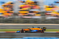 04 NORRIS Lando (gbr), McLaren MCL35M, action during the Formula 1 Rolex Turkish Grand Prix 2021, 16th round of the 2021 FIA Formula One World Championship from October 8 to 10, 2021 on the Istanbul Park, in Tuzla, Turkey -<br /> Formula 1 Turkish GP 08/10/2021<br /> Photo DPPI/Panoramic/Insidefoto <br /> ITALY ONLY