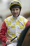 September 05, 2009: Jockey Jamie Fortune. The Tattersalls Millions Irish Champion Stakes. Leopardstown Racecourse, Dublin, Ireland.