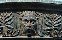 Tschechien, Prag, Singender Brunnen  im königlichen Garten, Unesco-Weltkulturerbe