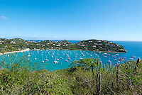US Virgin Islands, St John, Great Cruz Bay